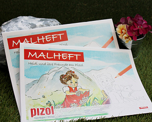 Malheft CHF 2.50
