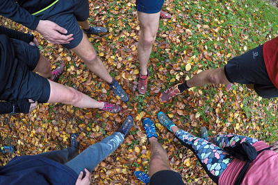 Trailrunning Workshop Pizol