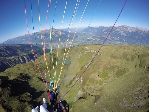 Sunday-Combo Breakfast & Paragliding